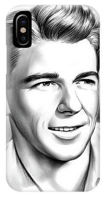 Ronald Reagan Phone Cases