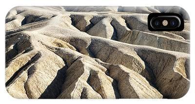 Zabriskie Point Badlands IPhone Case
