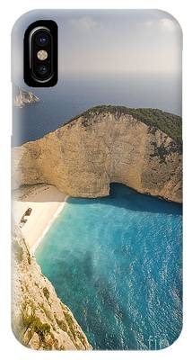 IPhone Case featuring the photograph Zakynthos Beach by Juergen Held