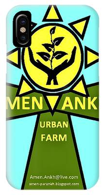 Amen Ankh IPhone Case