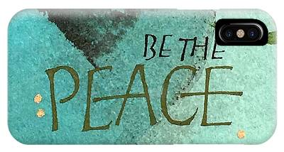 Be The Peace IPhone Case