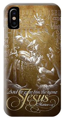 Immanuel IPhone Case