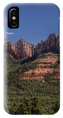 Mormon Canyon Panorama IPhone Case by Andy Konieczny