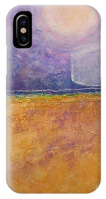 IPhone Case featuring the painting Old Home Fall by Kim Nelson