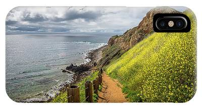 IPhone Case featuring the photograph Pelican Cove Super Bloom by Andy Konieczny