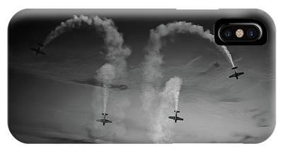 Aerobatics Phone Cases