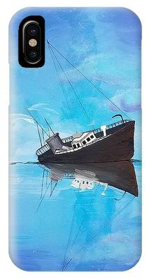 Sinking Ship  IPhone Case