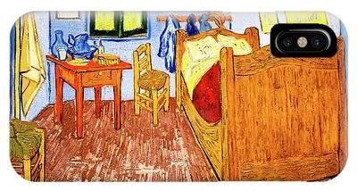 Van Gogh's Bedroom IPhone Case