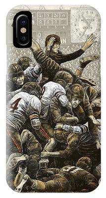 1940 Chicago Bears IPhone Case
