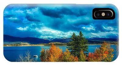 Lake Granby Phone Cases