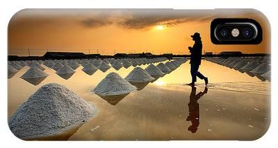 Salt Pond Phone Cases