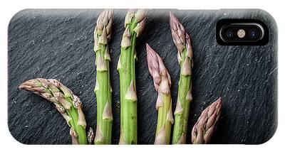 Asparagus Phone Cases