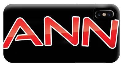 Ann IPhone Case