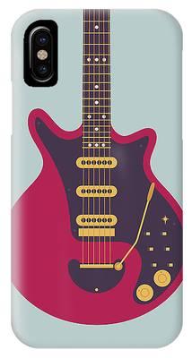 Glam Rock Phone Cases