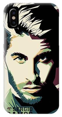 Sergio Ramos Phone Cases