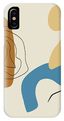 Badlands 1 Minimalist Abstract IPhone Case
