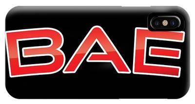 Bae IPhone Case