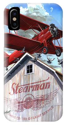 Barn Stormer - Customizeable IPhone Case