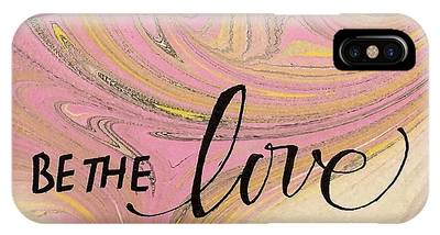 Be The Love IPhone Case