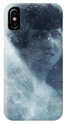 Beauty In The Snow IPhone Case