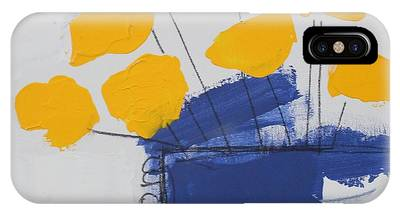 IPhone Case featuring the painting Bloom by Kim Nelson