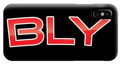 Bly IPhone Case