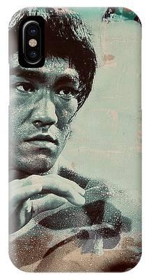 Bruce Lee IPhone Case