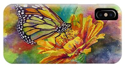 Monarch Butterfly Phone Cases