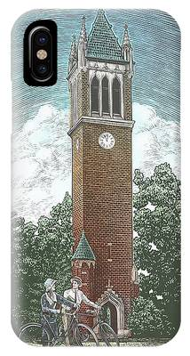 Campanile 1928 IPhone Case