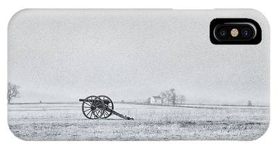 Cannon Out In The Field IPhone Case