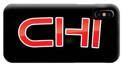 Chi IPhone Case