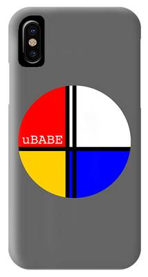 Circle Style IPhone Case