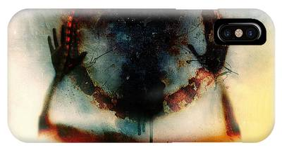 Thought Digital Art iPhone Cases