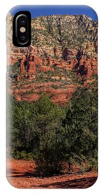 Colorful Mormon Canyon IPhone Case by Andy Konieczny