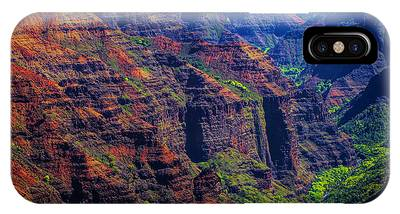 Colorful Mountains Of Kauai IPhone Case