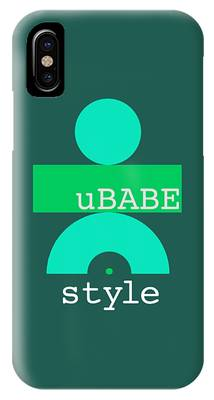 Cool Green Style IPhone Case