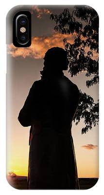 Corby At Sunset IPhone Case