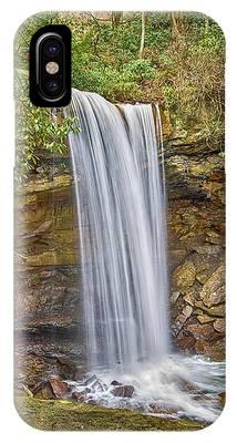 Cucumber Falls IPhone Case