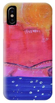 Civilizing IPhone Case by Kim Nelson