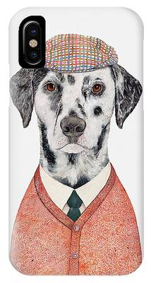 Animals In Clothes Phone Cases