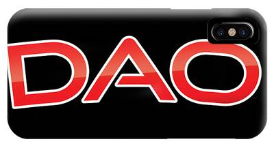Dao IPhone Case