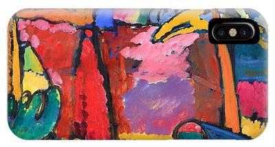 Wassily Kandinsky Phone Cases