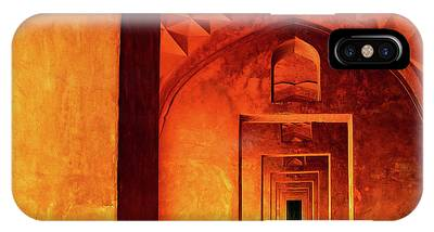 Doors Of India - Taj Mahal IPhone Case