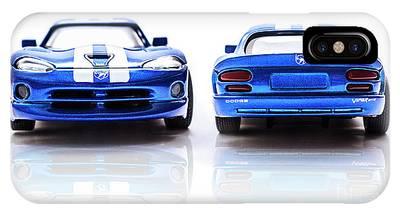 Automotive Art Phone Cases
