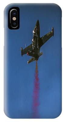Dramatic Solo IPhone Case