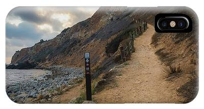 IPhone Case featuring the photograph Dramatic Tovemore Trail by Andy Konieczny