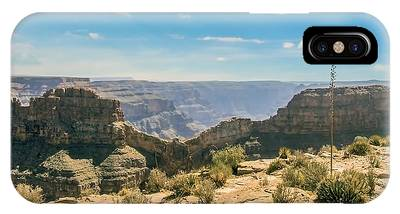 Eagle Rock, Grand Canyon. IPhone Case