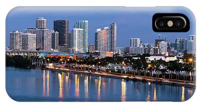 Early Rise Miami IPhone Case