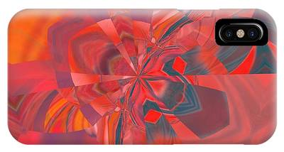 IPhone Case featuring the digital art Emotion by A zakaria Mami
