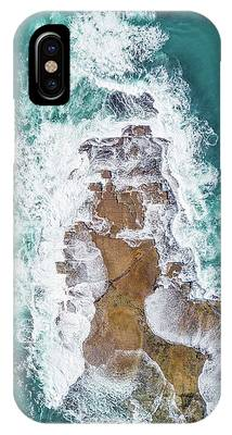 From Above IPhone Case by Chris Cousins